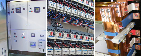 Power Control Solutions Ltd - Completed design and manufacture of all your switchgear requirements